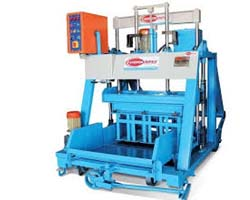 Solid Block Machine